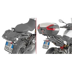GIVI 5137FZ BRACKETS FOR MONOKEY AND MONOLOCK TOP CASE FIXING FOR BMW F 900 XR 2020