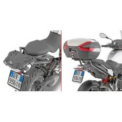 STAFFE GIVI 5137FZ PER FISSAGGIO BAULETTO MONOKEY E MONOLOCK PER BMW F 900 XR 2020/2021