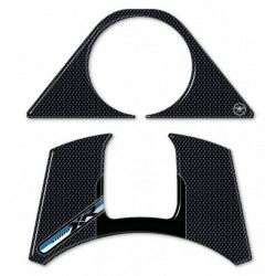 3D STICKERS PROTECTION BLOCK KEY AND SLOT BMW S 1000 XR 2020 CARBON