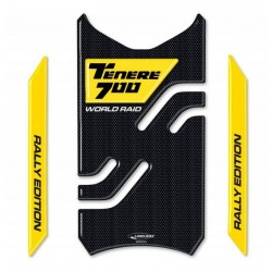 3D STICKER TANK PROTECTION RALLY EDITION FOR YAMAHA TENERE 700 2019/2020