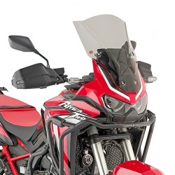 GIVI WINDSCREEN FOR HONDA AFRICA TWIN 1100 L 2020, SMOKED