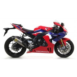 ARROW COMPETITION EVO WORKS FULL TITANIUM RACING EXHAUST SYSTEM FOR HONDA CBR 1000 RR-R 2020