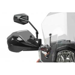 PAIR OF PUIG EXTENSIONS FOR ORIGINAL HANDGUARDS FOR KTM 690 ENDURO R 2019