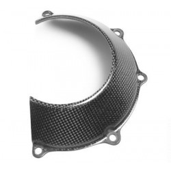 CARBON FIBER CLUTCH COVER FOR DUCATI