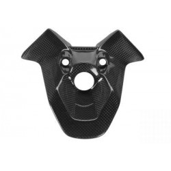 CARBON FIBER KEY LOCK PROTECTION COVER FOR DUCATI 848 2008/2010