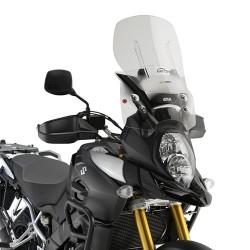 GIVI AIRFLOW SLIDING WINDSHIELD FOR SUZUKI V-STROM 1000 XT 2017/2019, CLEAR