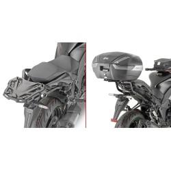 GIVI 4100FZ BRACKETS FOR MONOKEY AND MONOLOCK TOP CASE FIXING FOR KAWASAKI NINJA 1000 SX 2020