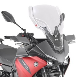 GIVI WINDSCREEN FOR YAMAHA TRACER 700 2020, TRANSPARENT