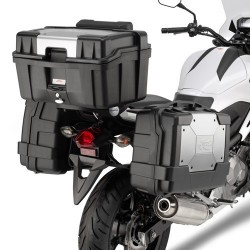 GIVI 1111FZ BRACKETS FOR FIXING THE MONOKEY AND MONOLOCK CASE FOR HONDA NC 750 S/X 2014/2015
