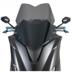 BARRACUDA AEROSPORT WINDSHIELD FOR YAMAHA T-MAX 560 2020, DARK SMOKE