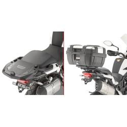 GIVI SR8704 BRACKETS FOR FIXING THE MONOKEY AND MONOLOCK CASE FOR BENELLI TRK 502 X 2020*