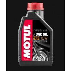 100% SYNTHETIC MOTUL SAE 10 FORK OIL