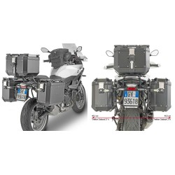GIVI PL ONE-FIT MONOKEY CAM-SIDE SIDE CASE HOLDER FOR BMW F 900 XR 2020