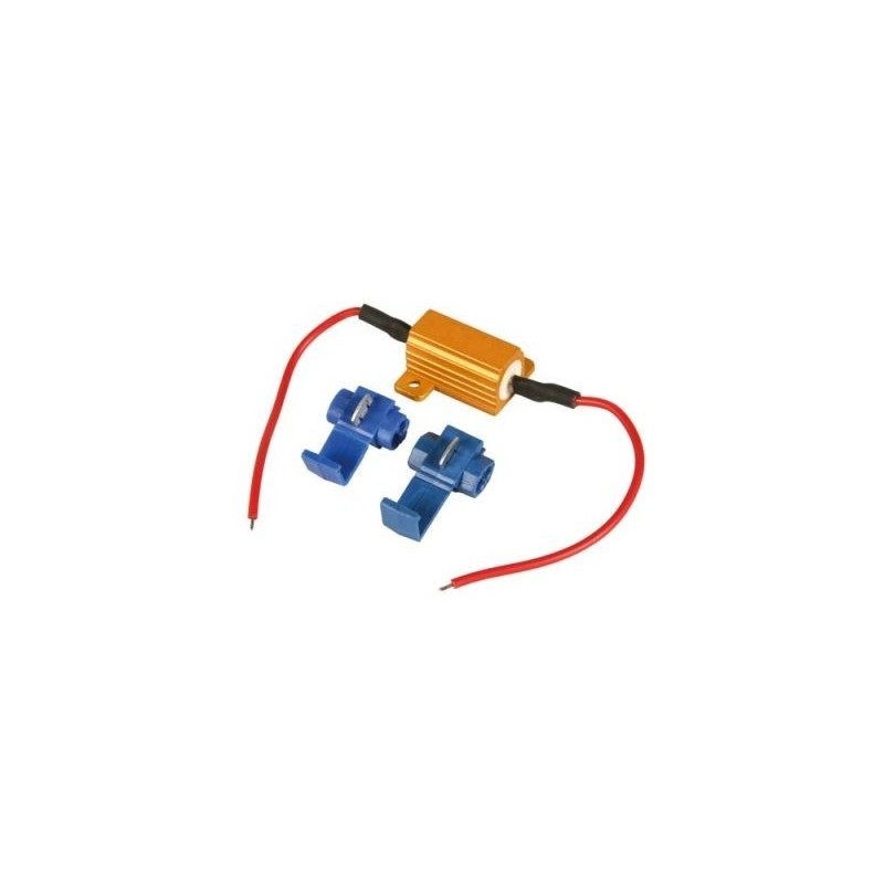 RESISTANCE 25 W FOR LED ARROWS