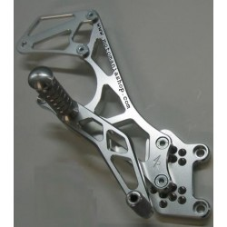 ADJUSTABLE REAR SETS 4-RACING FOR HONDA CBR 954 RR 2002/2003 (standard and reverse shifting)