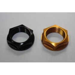 LOCKING RING IN ERGAL M28X1 CLOSED FOR STEERING