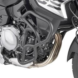 PARAMOTORE GIVI PER BMW F 850 GS 2018/2020, NERO