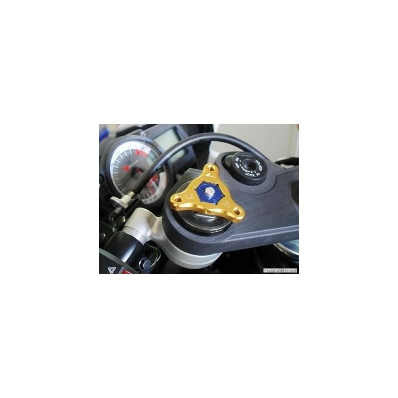 ERGAL FORK PRELOAD ADJUSTING RINGS 17 mm HEX (PAIR)