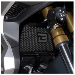 BARRACUDA ALUMINUM RADIATOR COVER FOR HONDA X-ADV 750 2021