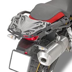ATTACCO GIVI SR5129 PER FISSAGGIO BAULETTO MONOKEY O MONOLOCK PER BMW F 850 GS 2021