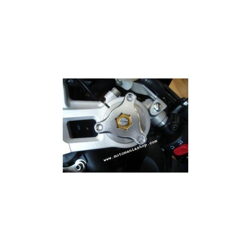 ERGAL FORK PRELOAD ADJUSTING RINGS HEXAGON 19 mm (PAIR)