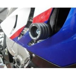 COPPIA TAMPONI DI PROTEZIONE CARENA 4-RACING PER BMW S 1000 RR 2009/2014