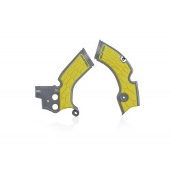 PAIR OF ACERBIS FRAME PROTECTORS FOR SUZUKI RM-Z 250 2010/2018