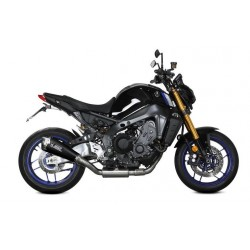 MIVV DELTA RACE CARBON COMPLETE HIGH PASS EXHAUST SYSTEM FOR YAMAHA MT-09 2021