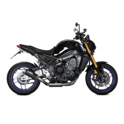 MIVV GP PRO CARBON HIGH THROUGH COMPLETE EXHAUST SYSTEM FOR YAMAHA MT-09 2021
