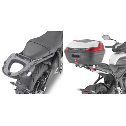 GIVI SR6419 BRACKETS FOR FIXING MONOKEY AND MONOLOCK TOP CASE FOR TRIUMPH TRIDENT 660 2021
