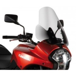 WINDSCREEN KAPPA FOR KAWASAKI VERSYS 650 2007/2009, TRANSPARENT