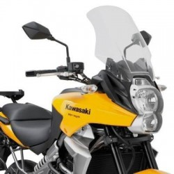 WINDSCREEN KAPPA FOR KAWASAKI VERSYS 650 2010/2014, TRANSPARENT
