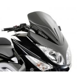 WINDSCREEN KAPPA FOR YAMAHA T-MAX 2008/2011, BLACK