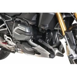 PUNTALE MOTORE PUIG PER BMW R 1200 R 2015/2019 COLORE NERO OPACO