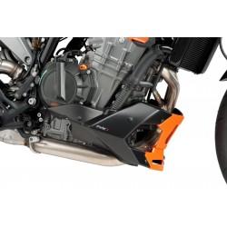 PUNTALE MOTORE PUIG PER KTM 790 DUKE 2018/2020 COLORE NERO OPACO
