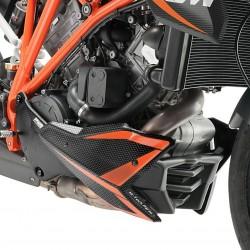 PUNTALE MOTORE PUIG PER KTM 1290 SUPER DUKE R 2014/2016 COLORE CARBON LOOK