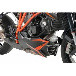 PUNTALE MOTORE PUIG PER KTM 1290 SUPER DUKE R 2014/2016 COLORE NERO OPACO