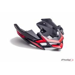 PUNTALE MOTORE PUIG PER SUZUKI GSR 750 2011/2016 COLORE NERO OPACO