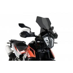CUPOLINO PUIG TOURING PER KTM 790 ADVENTURE 2019/2020 COLORE FUME SCURO