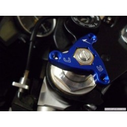 ERGAL FORK PRELOAD ADJUSTING RINGS STARS HEXAGON MODEL 17 mm (PAIR)