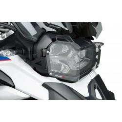 PROTEZIONE FARO ANTERIORE PUIG PER BMW F 750 GS 2021 COLORE TRASPARENTE