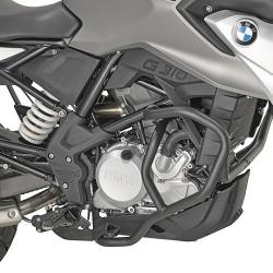 PARAMOTORE GIVI PER BMW G 310 GS 2021, NERO