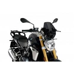 CUPOLINO PUIG SPORT NEW GENERATION PER BMW R 1250 R 2021 COLORE FUME SCURO