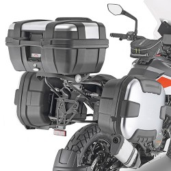 TELAIO GIVI PL7711 PER VALIGIE LATERALI MONOKEY PER KTM 390 ADVENTURE 2021
