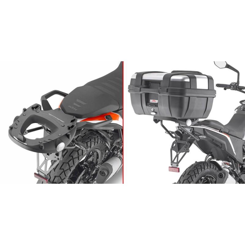 STAFFE GIVI SR7711 PER FISSAGGIO BAULETTO MONOKEY E MONOLOCK PER KTM 390 ADVENTURE 2020