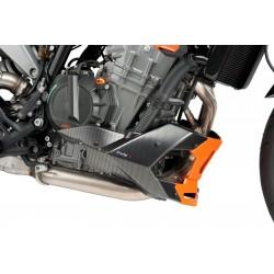 PUNTALE MOTORE PUIG PER KTM 890 DUKE 2021 COLORE CARBON LOOK