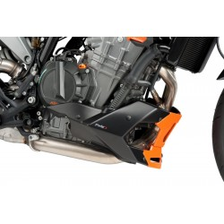 PUNTALE MOTORE PUIG PER KTM 890 DUKE 2021 COLORE NERO OPACO