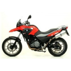 CARBON-ARROW RACE-TECH EXHAUST TERMINAL FOR BMW G 650 GS 2011/2015, APPROVED