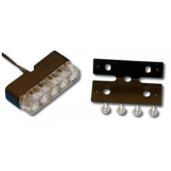 LUCE TARGA A LED RLTNUM01