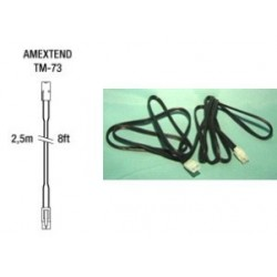 MALE/FEMALE EXTENSION FOR OPTIMATE CHARGER